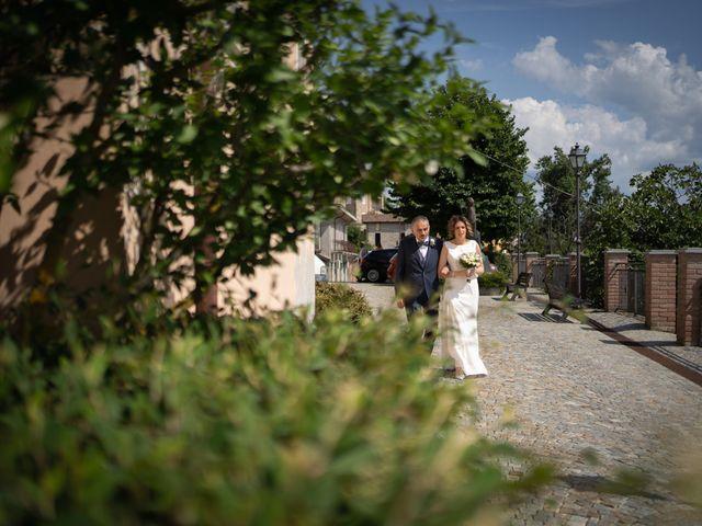 Il matrimonio di Michele e Francesca a Montemarzino, Alessandria 250