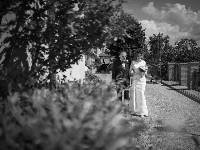 Il matrimonio di Michele e Francesca a Montemarzino, Alessandria 251