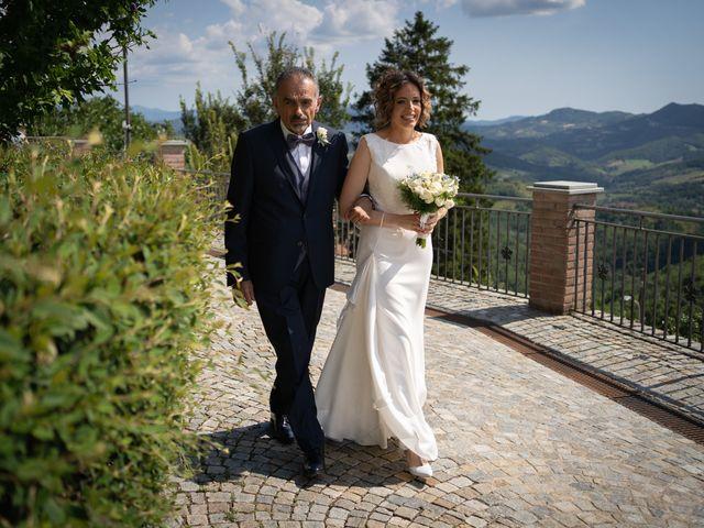 Il matrimonio di Michele e Francesca a Montemarzino, Alessandria 254