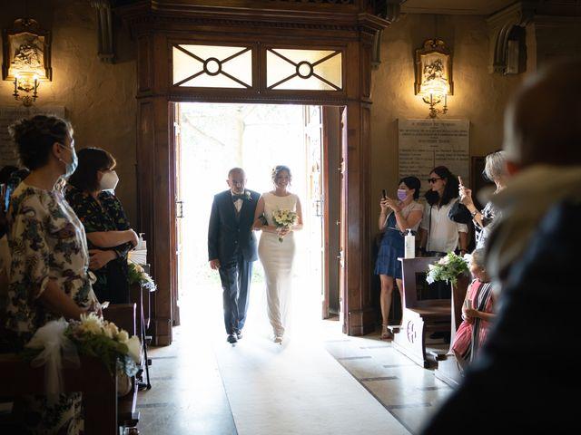 Il matrimonio di Michele e Francesca a Montemarzino, Alessandria 260
