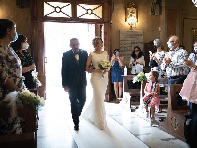 Il matrimonio di Michele e Francesca a Montemarzino, Alessandria 262