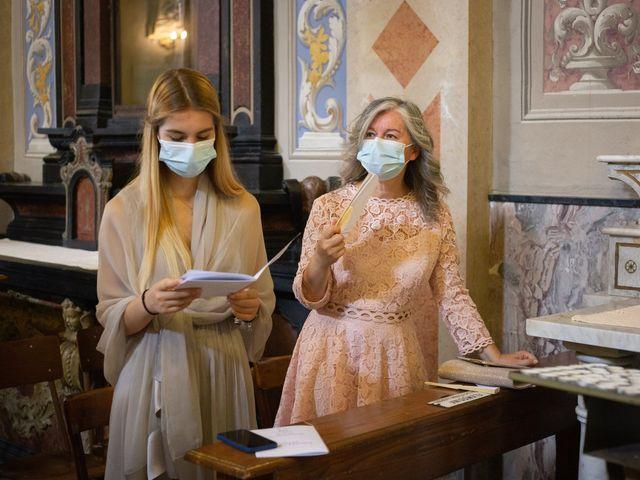 Il matrimonio di Michele e Francesca a Montemarzino, Alessandria 264