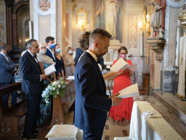 Il matrimonio di Michele e Francesca a Montemarzino, Alessandria 267