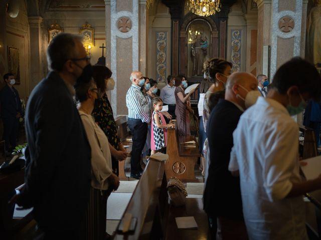 Il matrimonio di Michele e Francesca a Montemarzino, Alessandria 269