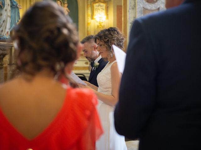 Il matrimonio di Michele e Francesca a Montemarzino, Alessandria 271