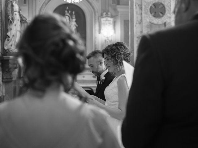 Il matrimonio di Michele e Francesca a Montemarzino, Alessandria 272