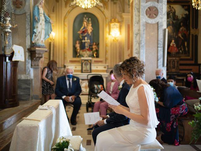 Il matrimonio di Michele e Francesca a Montemarzino, Alessandria 276