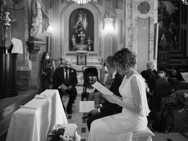 Il matrimonio di Michele e Francesca a Montemarzino, Alessandria 277