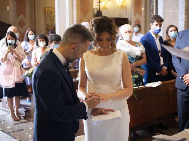Il matrimonio di Michele e Francesca a Montemarzino, Alessandria 292