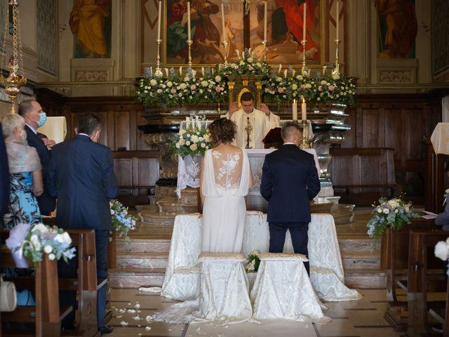 Il matrimonio di Michele e Francesca a Montemarzino, Alessandria 297