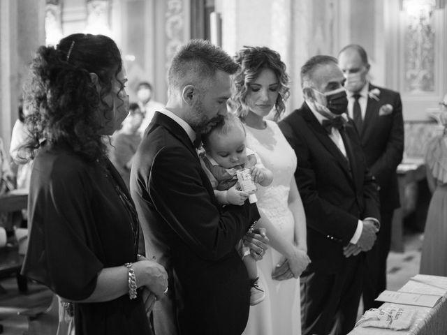Il matrimonio di Michele e Francesca a Montemarzino, Alessandria 304