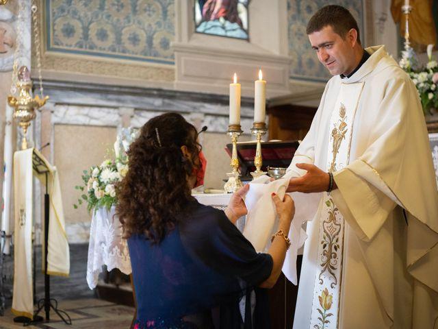 Il matrimonio di Michele e Francesca a Montemarzino, Alessandria 308