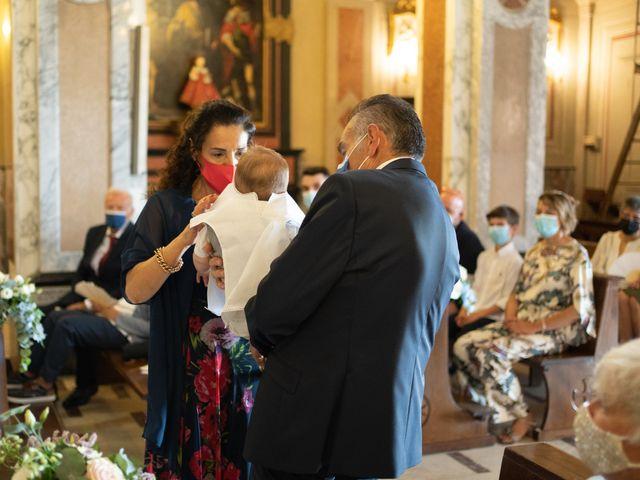 Il matrimonio di Michele e Francesca a Montemarzino, Alessandria 310