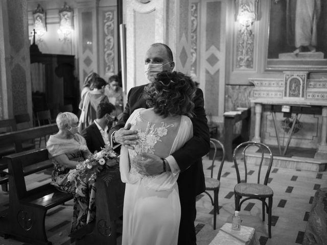 Il matrimonio di Michele e Francesca a Montemarzino, Alessandria 312