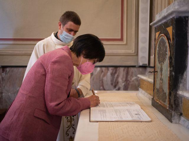 Il matrimonio di Michele e Francesca a Montemarzino, Alessandria 315