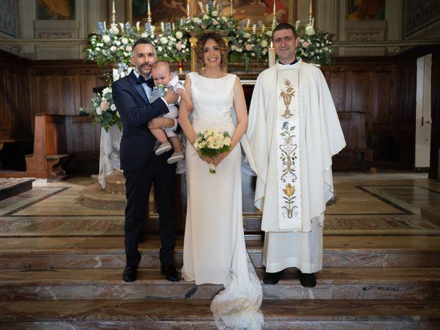 Il matrimonio di Michele e Francesca a Montemarzino, Alessandria 316