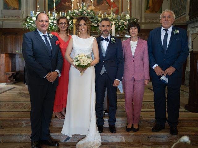 Il matrimonio di Michele e Francesca a Montemarzino, Alessandria 317