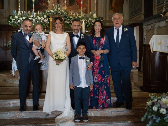 Il matrimonio di Michele e Francesca a Montemarzino, Alessandria 318