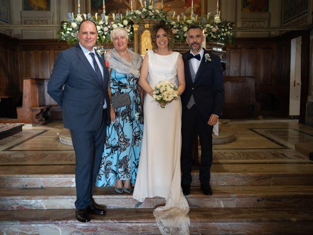 Il matrimonio di Michele e Francesca a Montemarzino, Alessandria 319