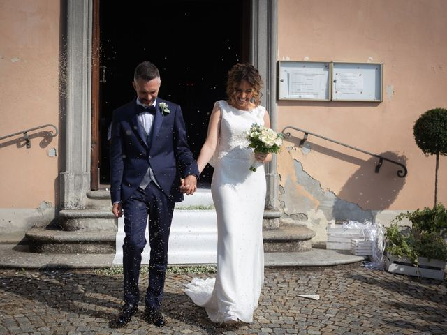 Il matrimonio di Michele e Francesca a Montemarzino, Alessandria 322