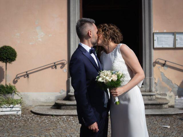 Il matrimonio di Michele e Francesca a Montemarzino, Alessandria 323