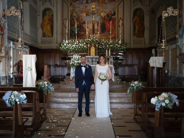 Il matrimonio di Michele e Francesca a Montemarzino, Alessandria 324