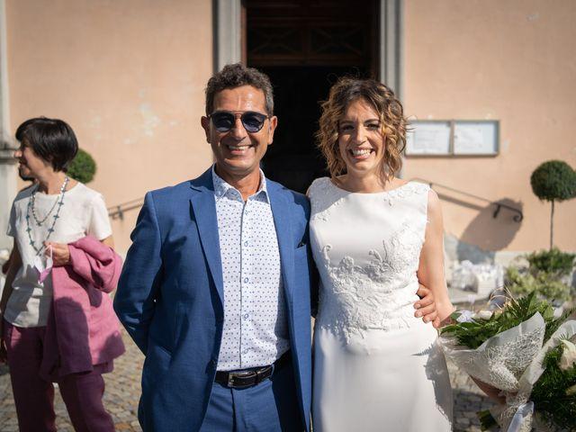 Il matrimonio di Michele e Francesca a Montemarzino, Alessandria 331