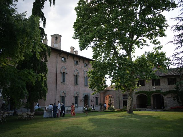 Il matrimonio di Michele e Francesca a Montemarzino, Alessandria 352