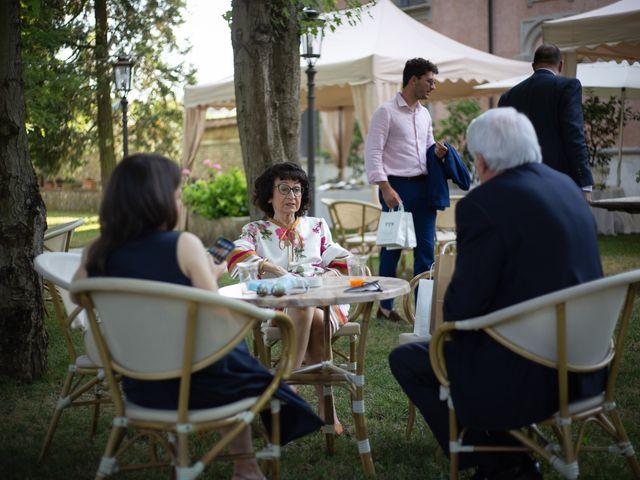 Il matrimonio di Michele e Francesca a Montemarzino, Alessandria 363