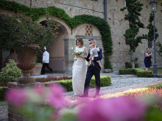 Il matrimonio di Michele e Francesca a Montemarzino, Alessandria 368