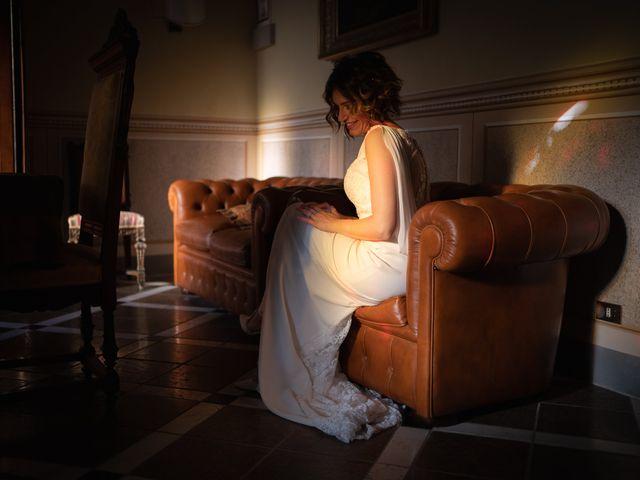 Il matrimonio di Michele e Francesca a Montemarzino, Alessandria 407