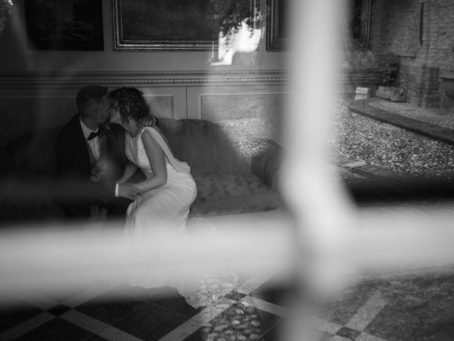 Il matrimonio di Michele e Francesca a Montemarzino, Alessandria 415