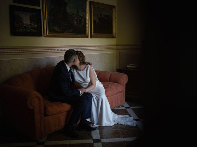 Il matrimonio di Michele e Francesca a Montemarzino, Alessandria 417
