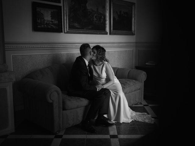 Il matrimonio di Michele e Francesca a Montemarzino, Alessandria 418