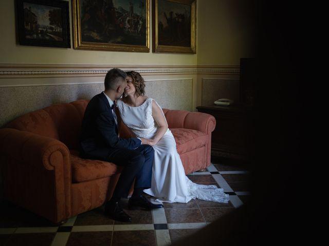Il matrimonio di Michele e Francesca a Montemarzino, Alessandria 419