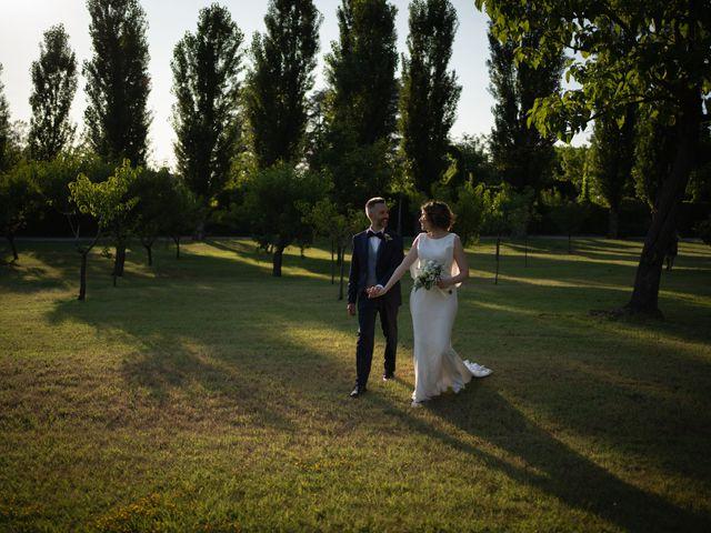 Il matrimonio di Michele e Francesca a Montemarzino, Alessandria 440