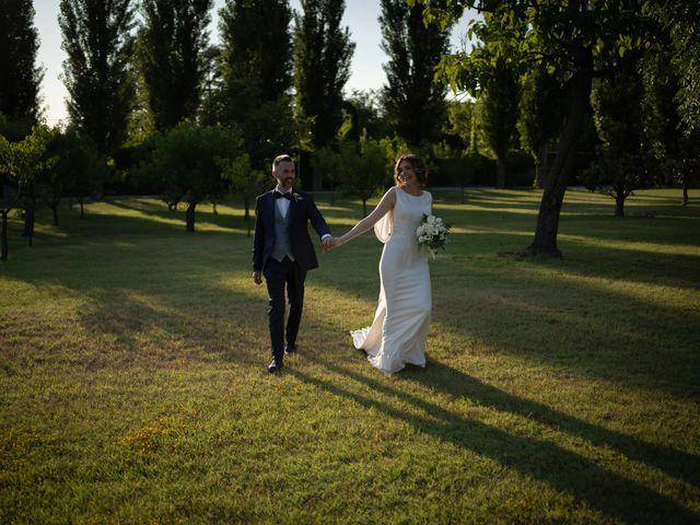 Il matrimonio di Michele e Francesca a Montemarzino, Alessandria 441