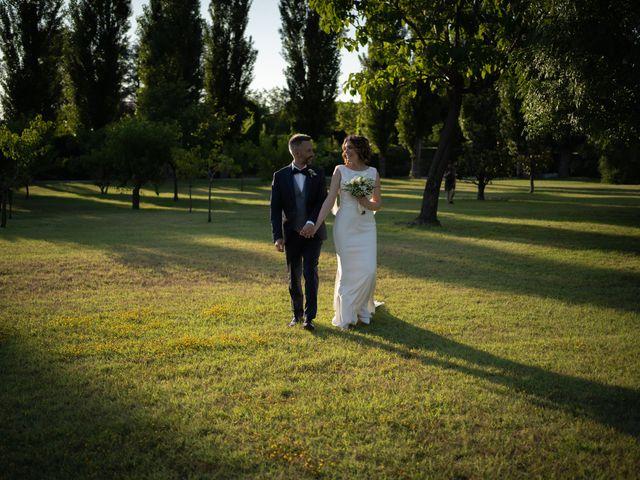 Il matrimonio di Michele e Francesca a Montemarzino, Alessandria 442