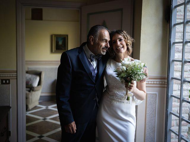 Il matrimonio di Michele e Francesca a Montemarzino, Alessandria 490