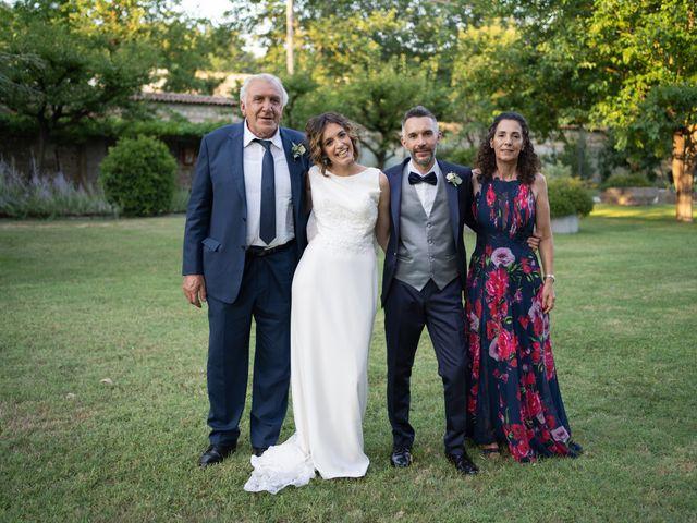 Il matrimonio di Michele e Francesca a Montemarzino, Alessandria 505