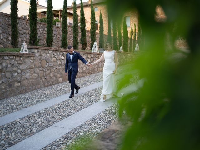 Il matrimonio di Michele e Francesca a Montemarzino, Alessandria 509