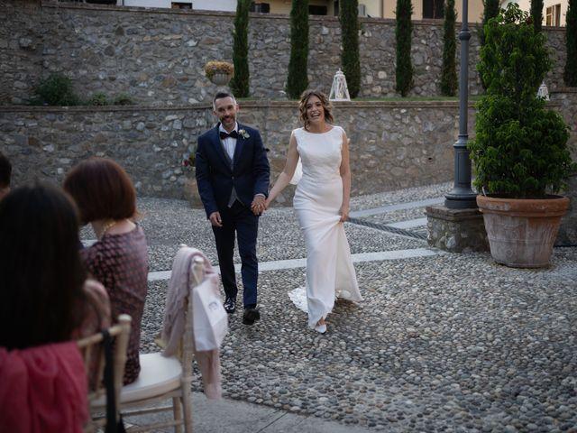 Il matrimonio di Michele e Francesca a Montemarzino, Alessandria 511