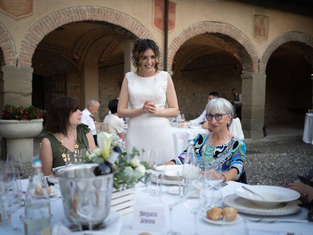 Il matrimonio di Michele e Francesca a Montemarzino, Alessandria 515