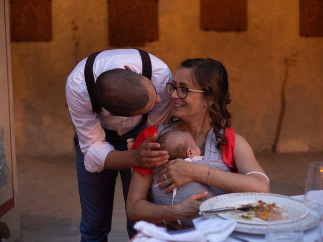 Il matrimonio di Michele e Francesca a Montemarzino, Alessandria 518