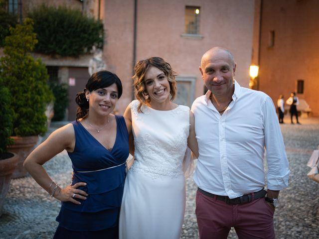 Il matrimonio di Michele e Francesca a Montemarzino, Alessandria 521