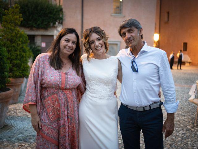 Il matrimonio di Michele e Francesca a Montemarzino, Alessandria 522