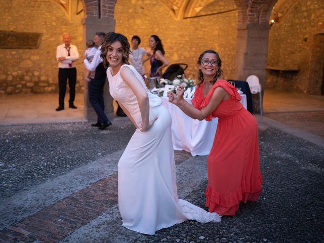 Il matrimonio di Michele e Francesca a Montemarzino, Alessandria 528