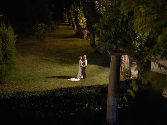 Il matrimonio di Michele e Francesca a Montemarzino, Alessandria 534