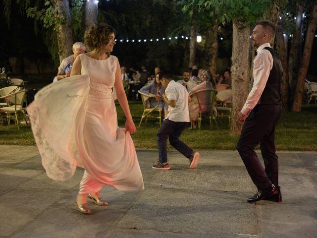 Il matrimonio di Michele e Francesca a Montemarzino, Alessandria 557