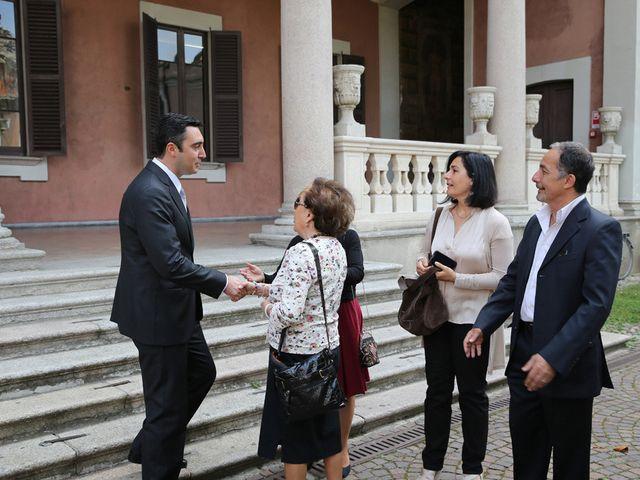 Il matrimonio di Andrea e Silvia a Giussano, Monza e Brianza 10